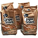 Old Fashioned Ginger Snaps Cookies (6 10oz bags)