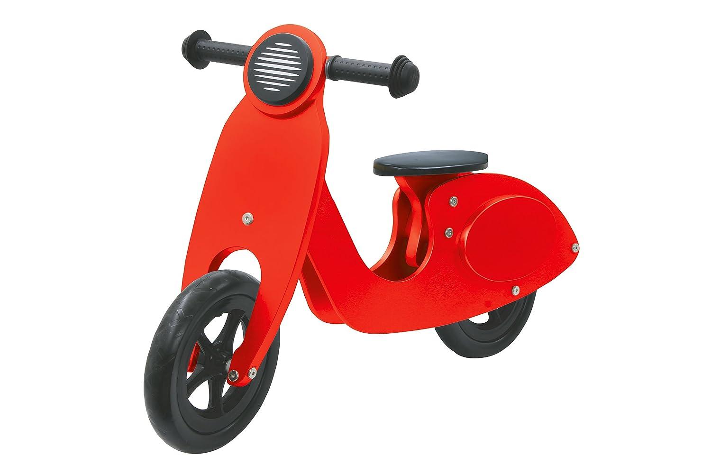 Draisienne en Bois Scooter Jamara Rouge 460229