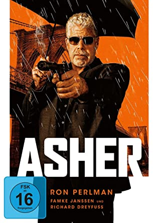 Asher [Alemania] [DVD]: Amazon.es: Ron Perlman, Famke Janssen ...