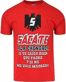 ShirtBANC Sacate Beer Shirt Funny Mexican Drinking Shirt