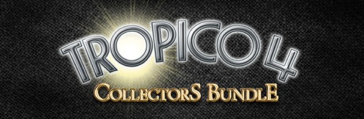 Tropico 4: Collector`s Bundle [Online Game Code] by Feral Interactive