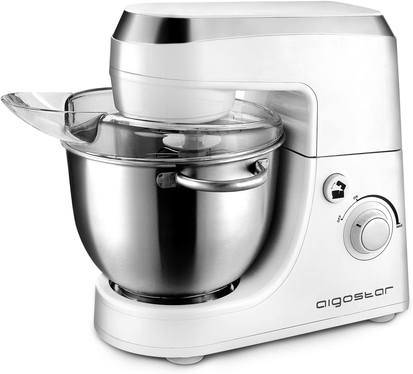 Aigostar Sourdough 30HLZ & Piccolo Mamma White 30HMA - Robot de cocina: Amazon.es: Hogar