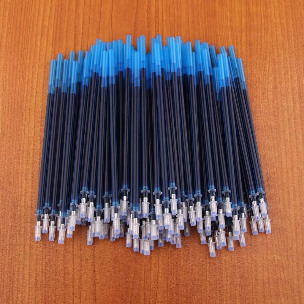 IPOTCH 100 Pedazos Rotulador de Tinta de Desaparici/ón para Calzado Costura L/íneas de Cuero Acolchado y Confecci/ón Amarillo