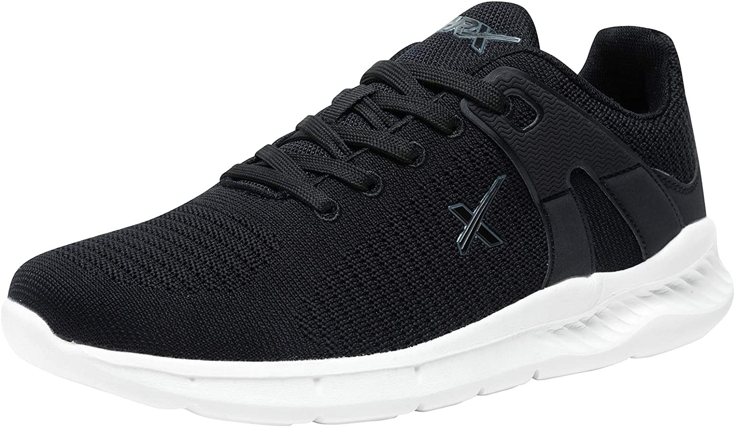 HRX Men s Casual Sport Sneakers Mesh Breathable Athletic Walking Running Gym Lace-up Shoes Cross Trainer