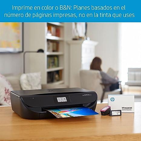 HP Instant Ink - Primer mes del servicio de reposición de tinta de HP, plan de 50 páginas [España]: Amazon.es: Informática