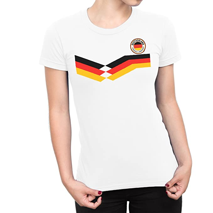 6d1b4713e ladies german football shirt - techinternationalcorp.com