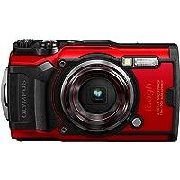 Olympus TG Tough Camera TG-6 - Red, Red (TG-6)