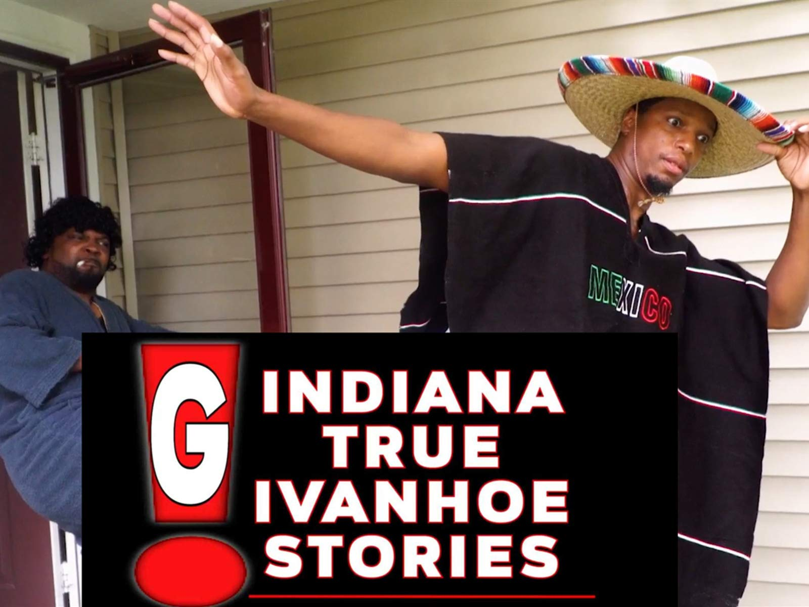 G! Indiana True Ivanhoe Stories