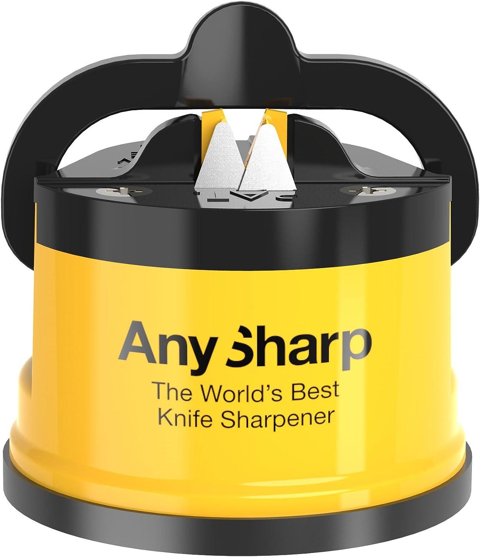 Afilador de cuchillos AnySharp con ventosa