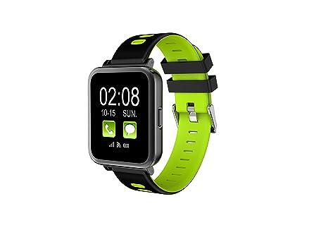 Amazon.com: D10 Smart Watch Bluetooth Music SmartWatch ...