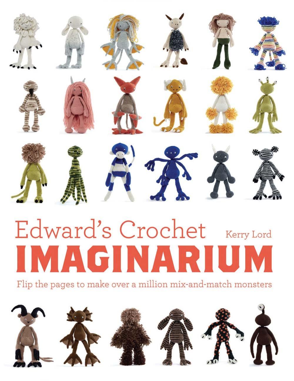 Edwards Crochet Imaginarium Mix Match