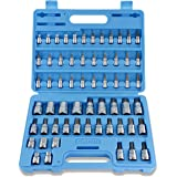 Capri Tools CP30031 Master Torx Star Socket Set, 60-Piece