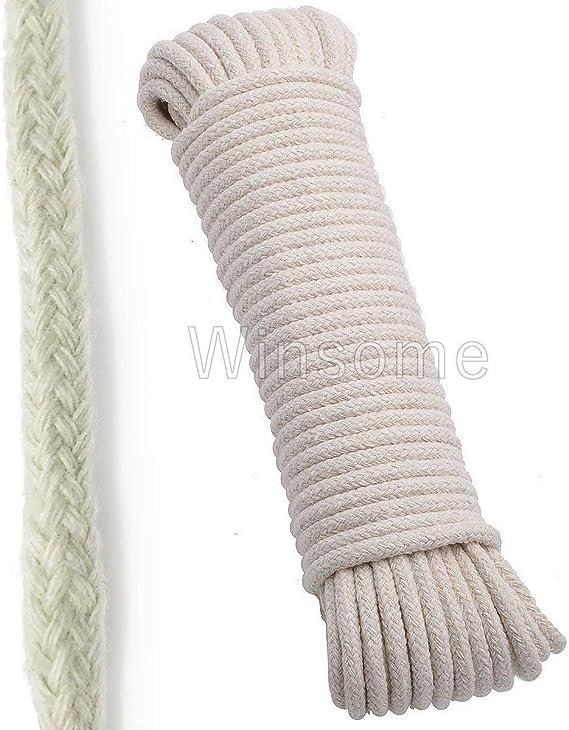 Coton Corde 16/brins 10/mm 20m