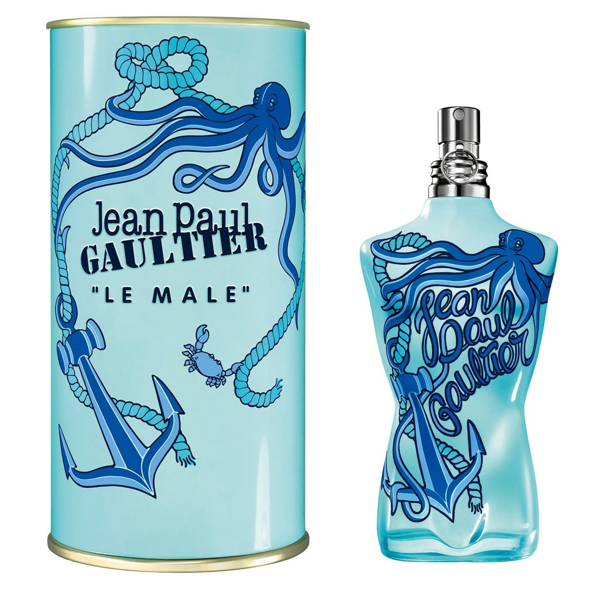 Jean Paul Gaultier Summer Cologne Tonique Spray, Edition 2014, 4.2 Ounce