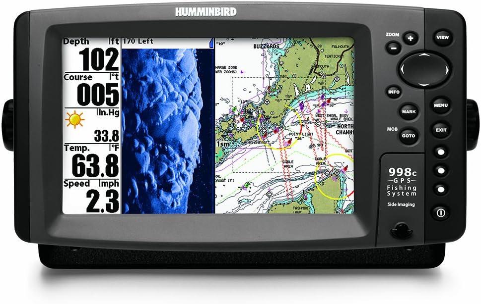 Humminbird 898cx SI - Combo de antena: Amazon.es: Deportes y aire ...