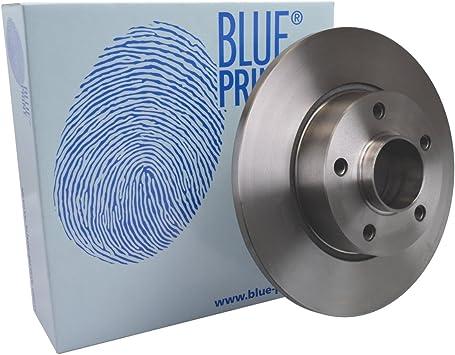 full rear 2 Brake Disc Blue Print ADJ134357 Brake Disc Set of Holes 5 No