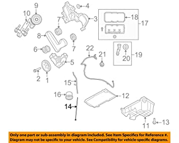 Amazon.com: Volkswagen VW OEM 09-10 Routan 4.0L-V6 Engine ... on front wheel drive diagram, 4x4 diagram, ac diagram, cylinder head diagram, auto diagram, belt diagram, abs diagram, v6 intake diagram, linux operating system diagram, tractor 3-point hitch diagram, power diagram, mirror diagram, awd diagram, 2004 vw passat vacuum diagram, windows diagram, v6 fuse box diagram, v6 camshaft diagram, 3.1 v6 diagram, cd diagram, electric motor diagram,