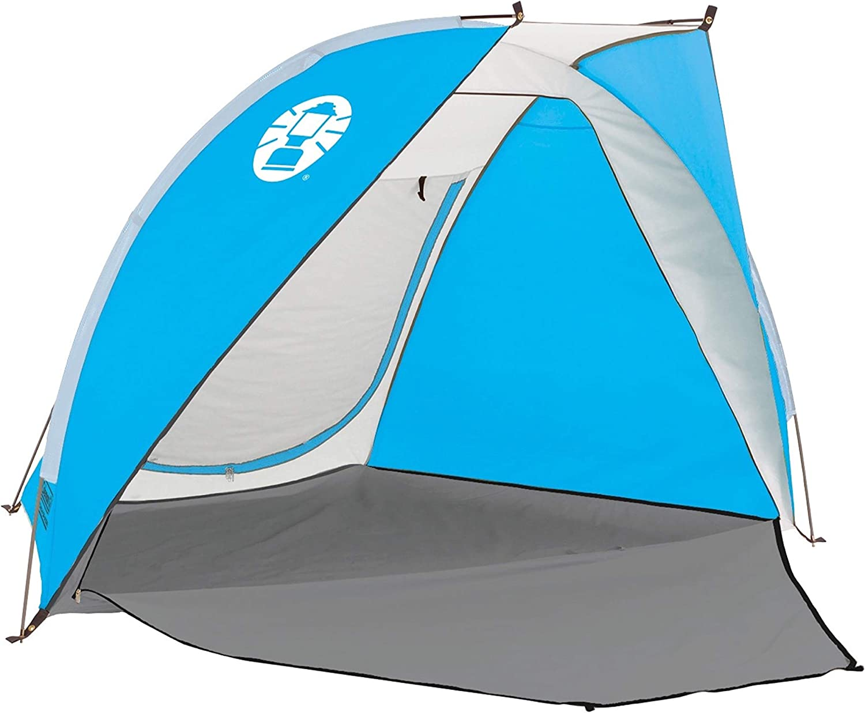 Coleman Beach Shade Shelter