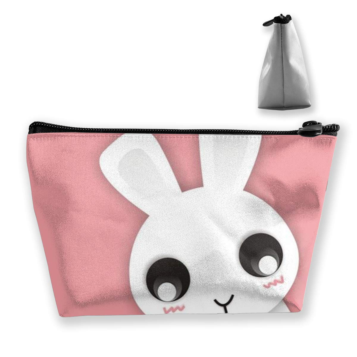 e4144ee23030 Amazon.com: customgogo Women's Kawaii Onigiri Travel Makeup Bags ...