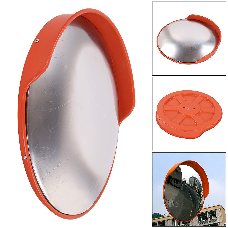凸面鏡ミラー屋外道路円形曲面安全ミラー360°広角レンズ 624 (Size : 80cm) 80cm  B07TF5DXF4