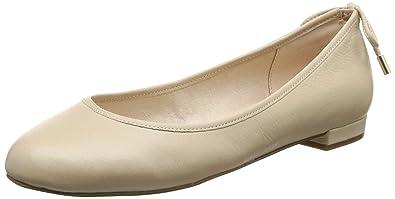ALDO Damen Broalia Geschlossene Ballerinas, Silber (Silver), 41 EU