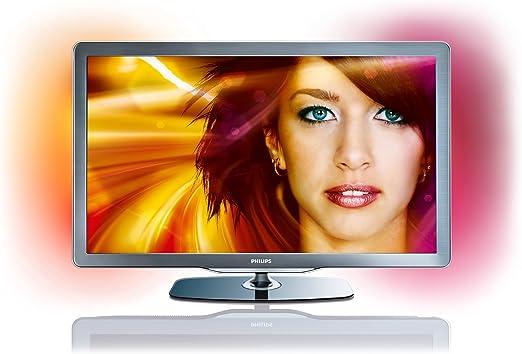 Philips 40PFL7605H - Televisión, pantalla LCD, 40 pulgadas, negro/plata: Amazon.es: Electrónica
