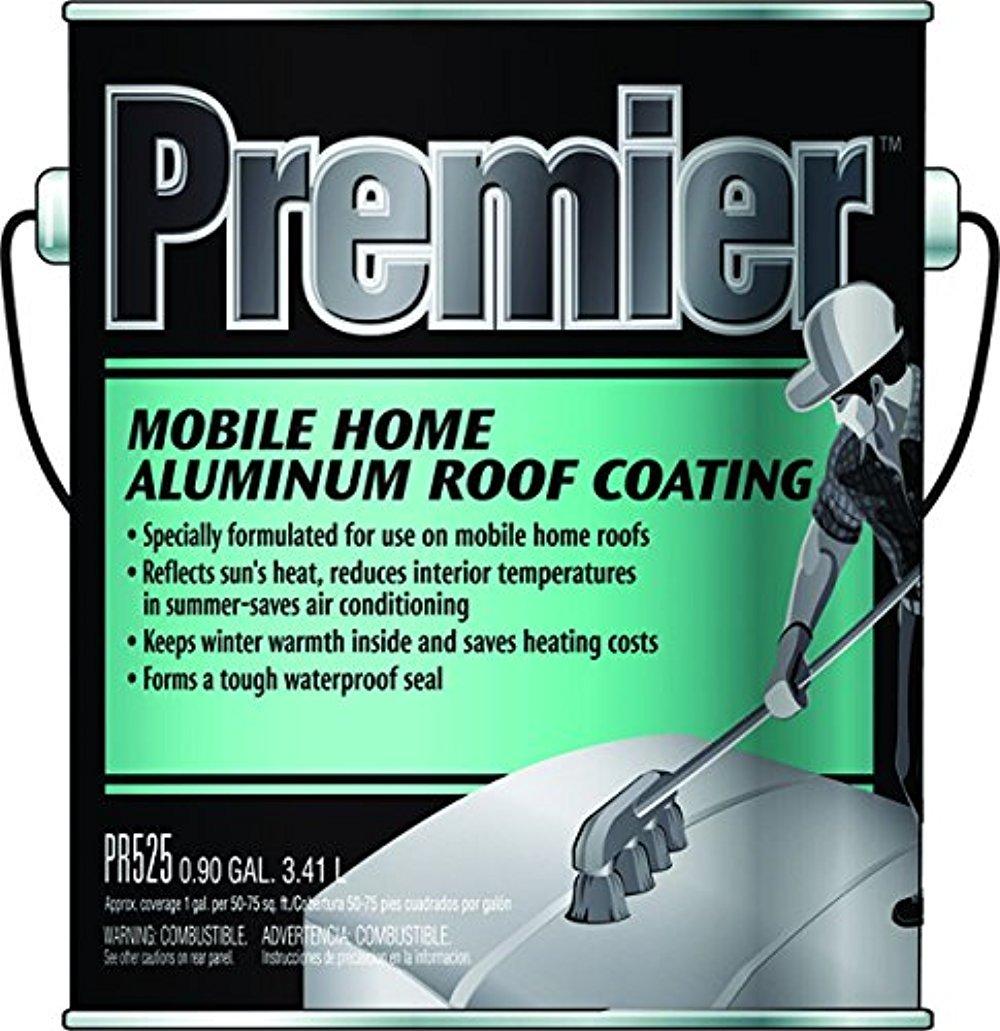 Henry Pr525042 Aluminum Roof Coating, 1gallon (Pack of 4)