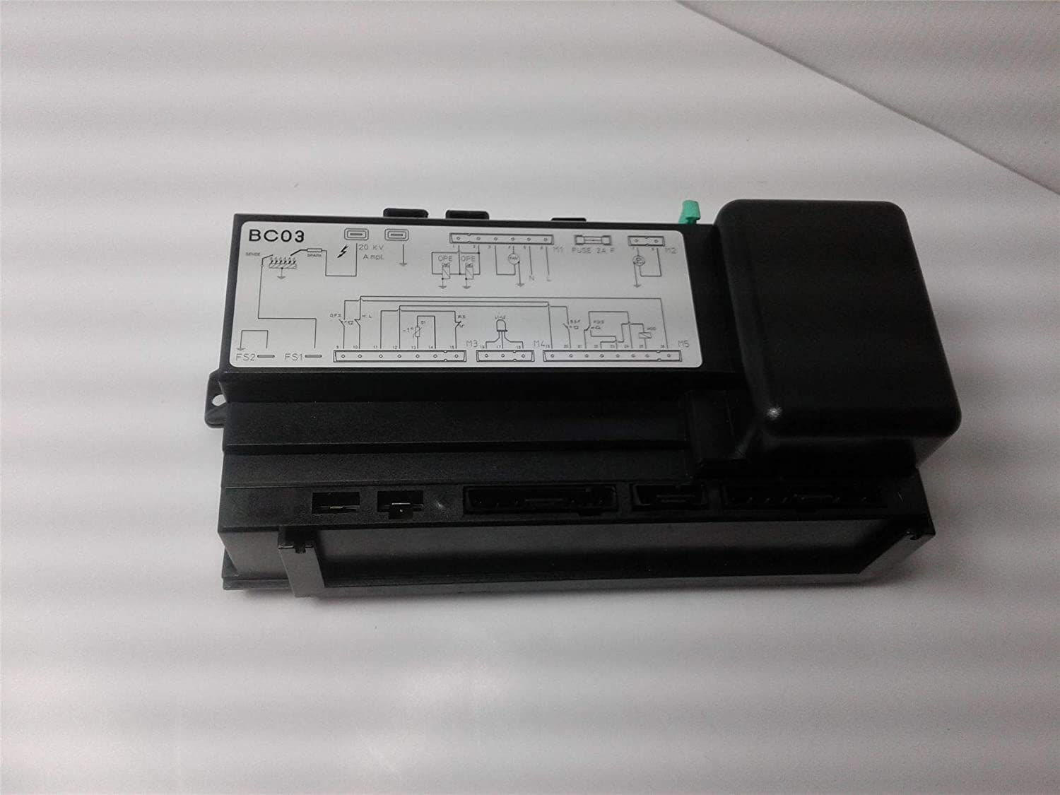 *NEW* Vokera Excell 80E /& 96E ignition control PCB 7097 12 months warranty Same day dispatch up to 4pm Monday to Friday.