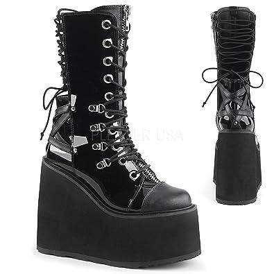 Demonia DEMONIAW Womens SWING-120/BVL Boots