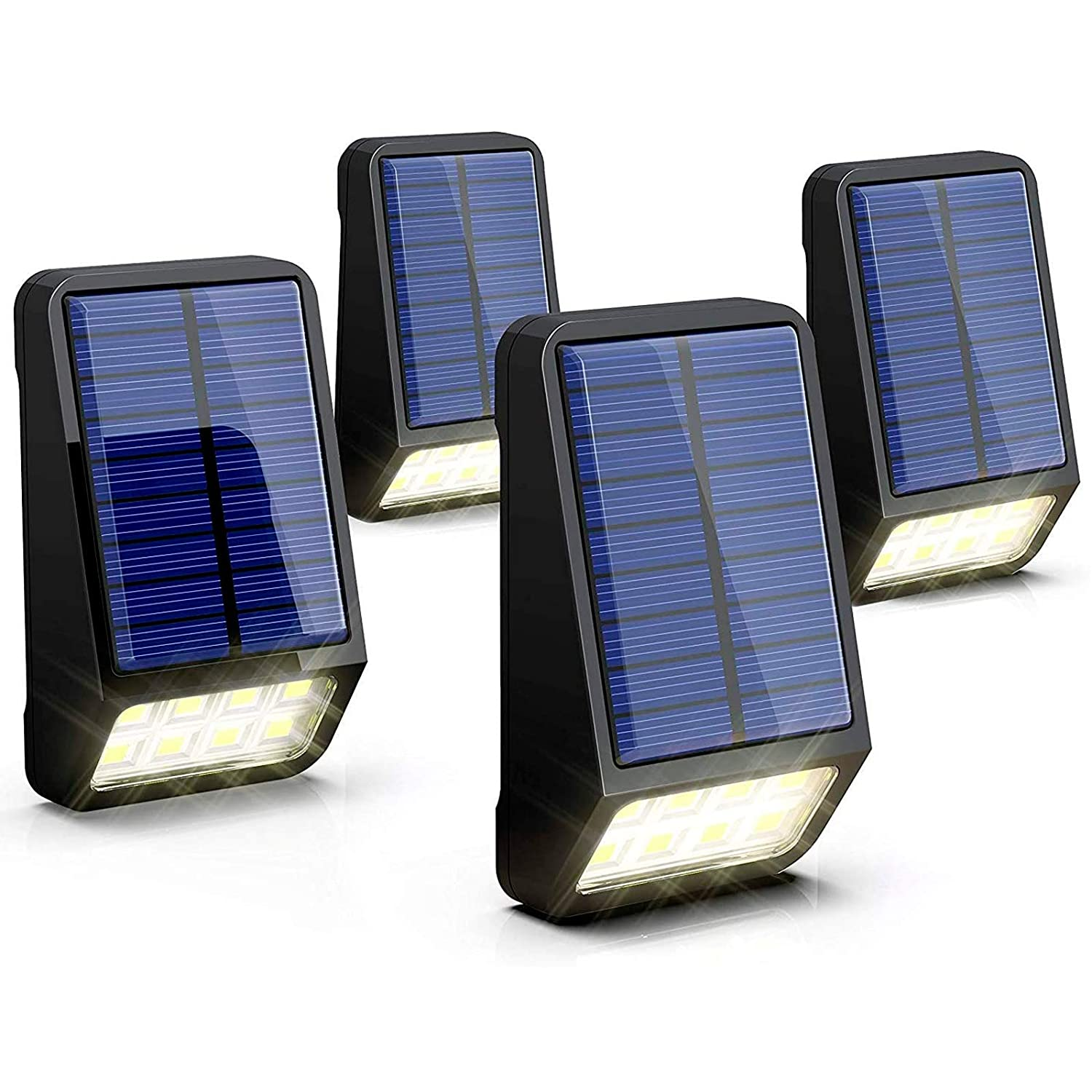 LOHAS Deck Post Solar Light can use as solar dusk to dawn light