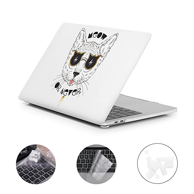 Amazon Dwon Macbook Pro 13 Case 2017 And 2016 With Keyboard