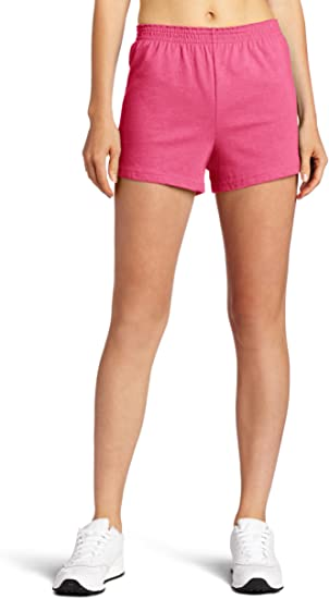 pink soffe shorts
