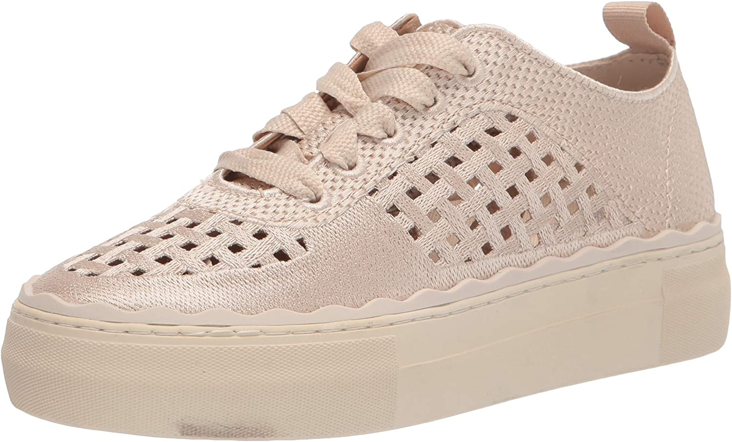 Product Vince Camuto 2021 autumn and winter new Women's Jamminna Woven Sneaker