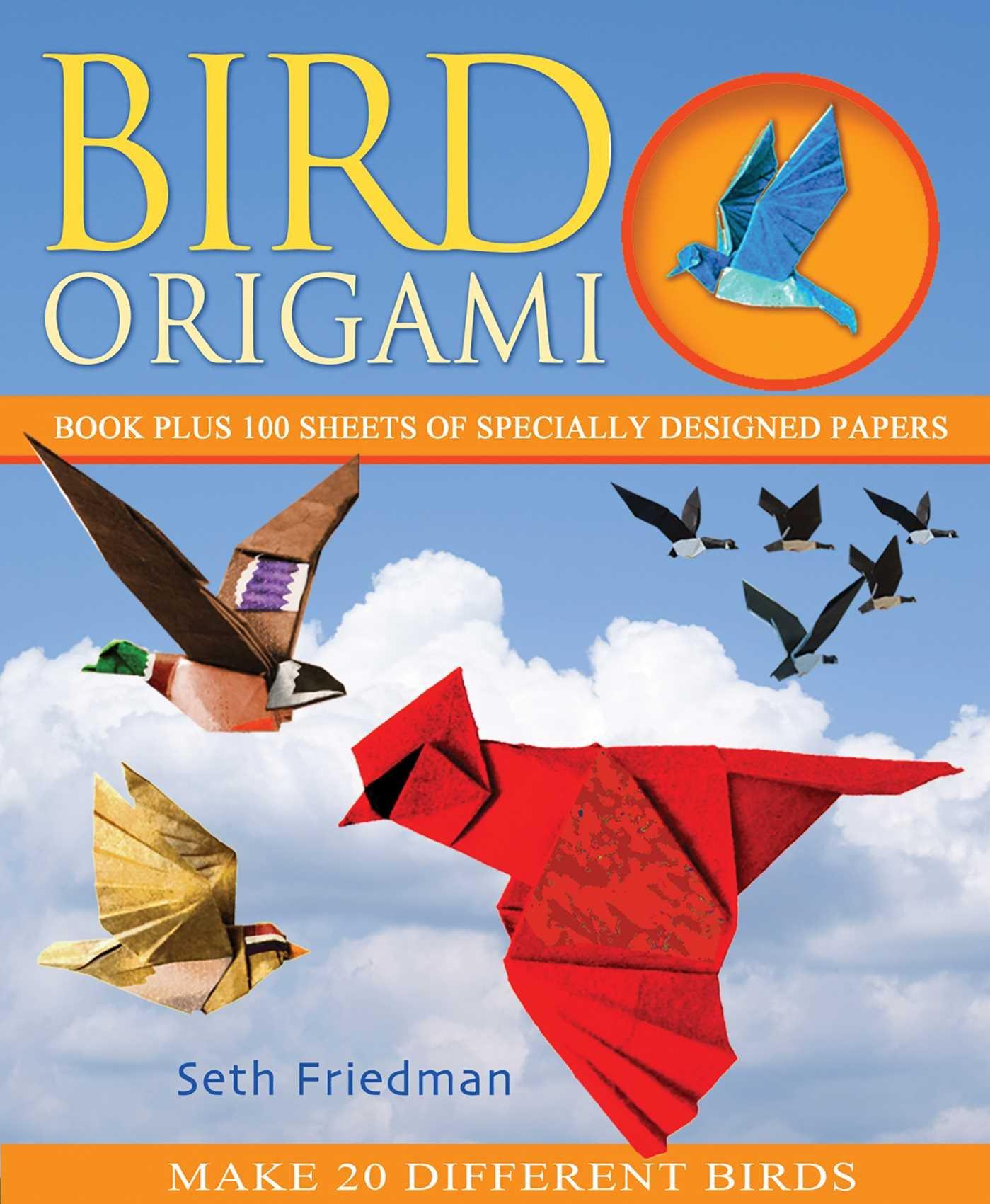 Bird Origami (Origami Books)