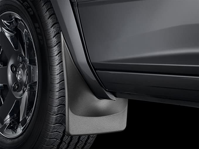 Set of 2 WeatherTech Front Mud Flap for Select GMC//Chevrolet Models
