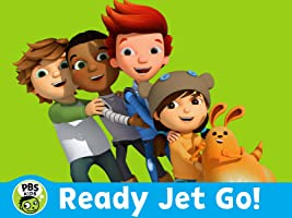 Ready Jet Go! Volume 1