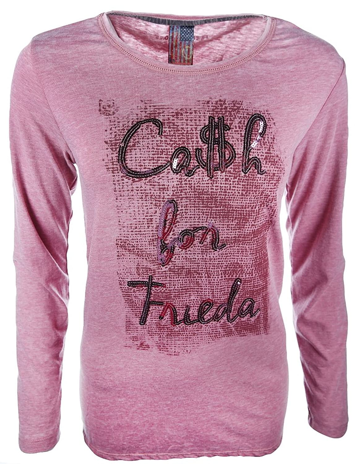 Frieda & Freddies Damen Shirt