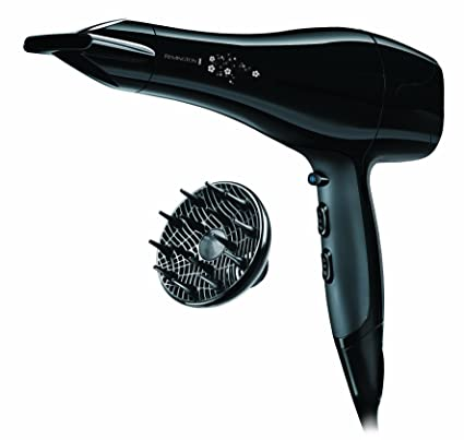 Remington AC5011 - Secador de pelo, color negro