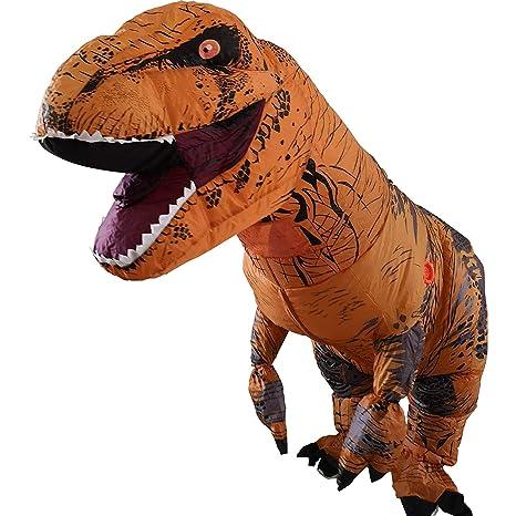 Kotila Disfraz de Dinosaurio Tyrannosaurus Rex para Adultos ...