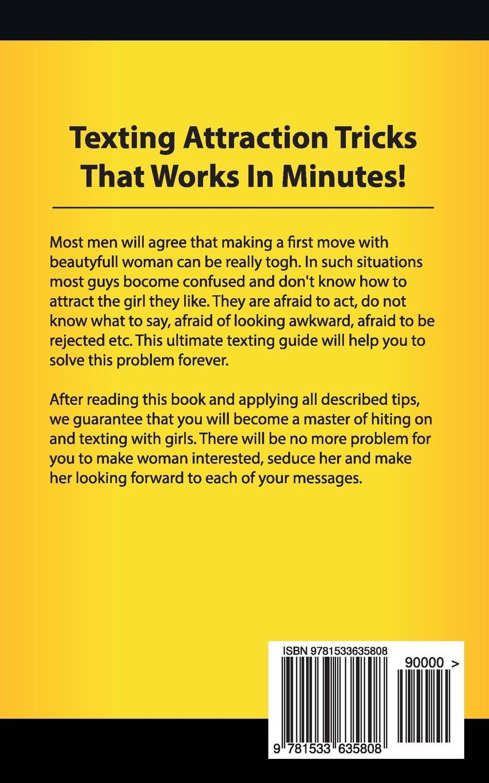 How to seduce a guy through text