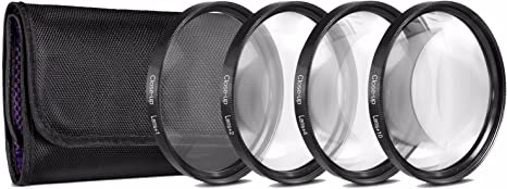 Nikon 52mm A2 Warming Filter with Case White Text 66s-20
