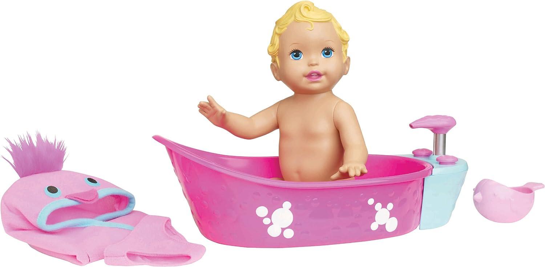 Amazon.es: Little Mommy Bubbly Bathtime Doll: Juguetes y juegos