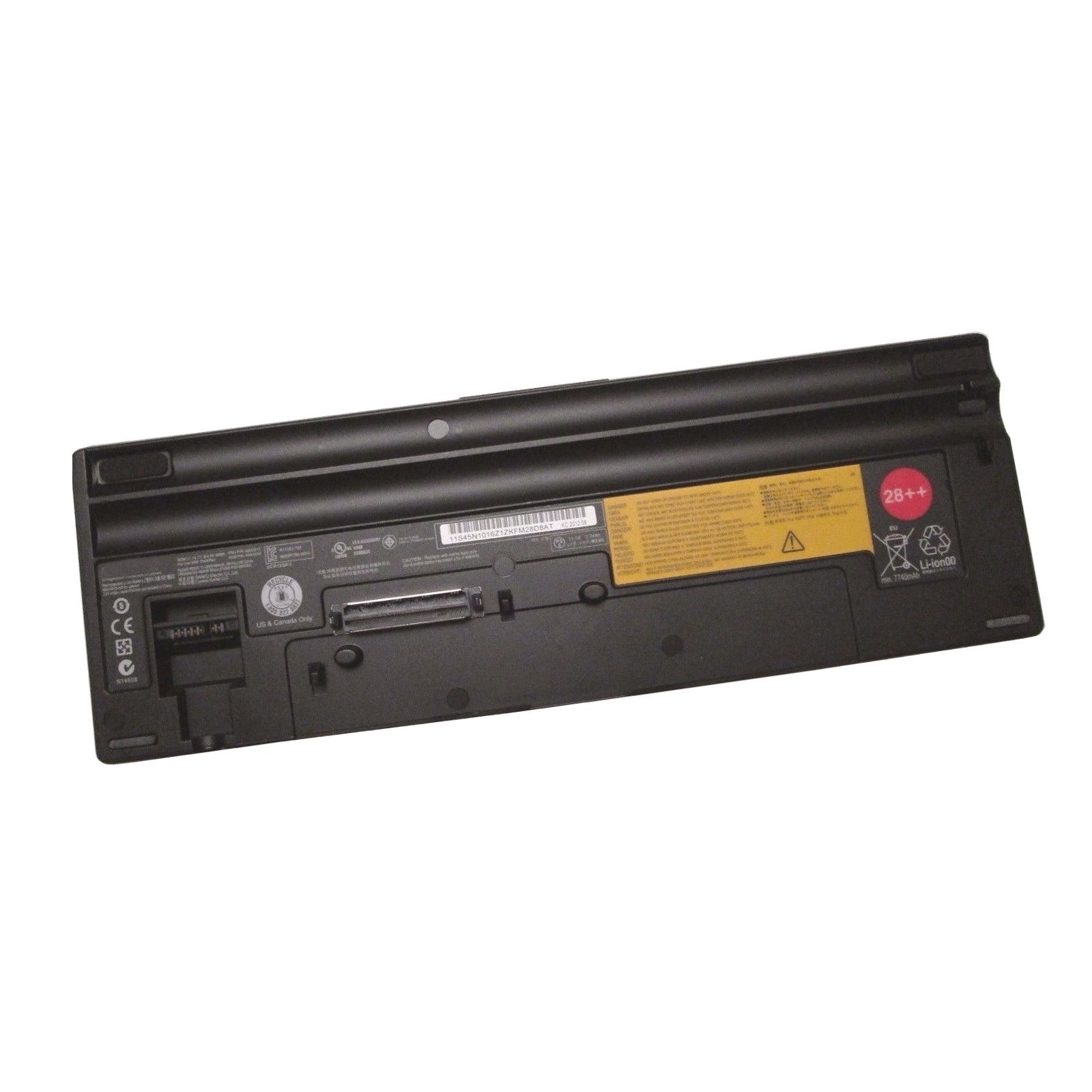 Dentsing 9 Cell Slice 28++ Add -On Battery for ThinkPad Models T410/T510/W510/T420/T520/W520/T430/T530/W530 (0A36304) by Dentsing (Image #1)
