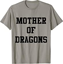 DustyShirt Mother of Dragons T-Shirt