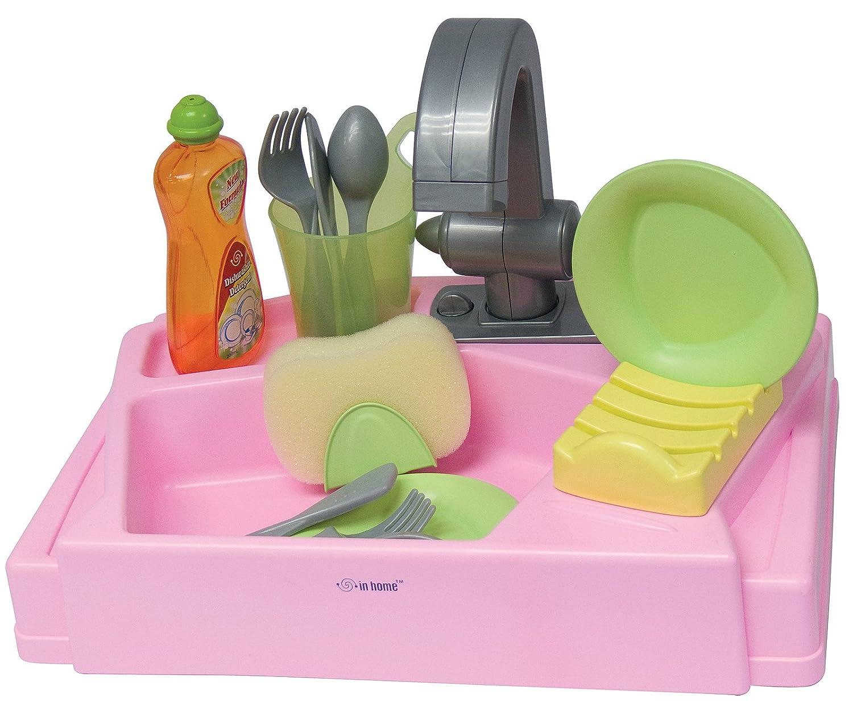 Amazon.com: RedBox Children\'s Kitchen Play Sink: Toys & Games