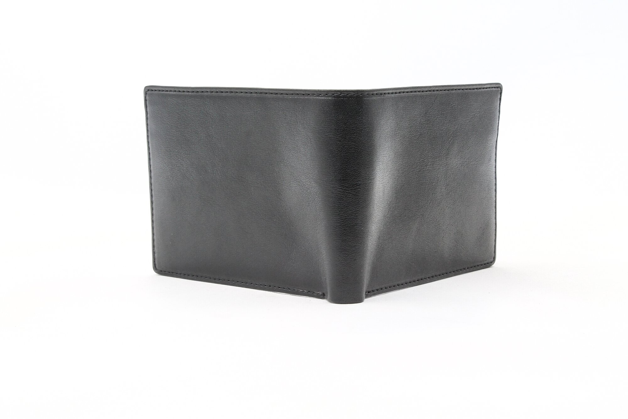 Women's Italian Bull Leather Bifold Wallet with Removable ID Card Case by Tony Perotti (Image #3)