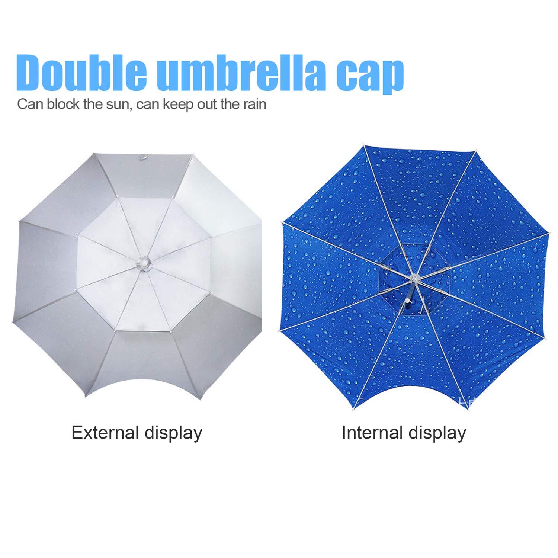 Hunter s Tail UV Umbrella Hat