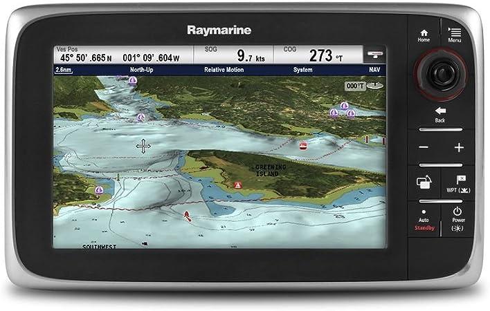 Raymarine c97 9 - Sonda para Barcos (multifunción, 9