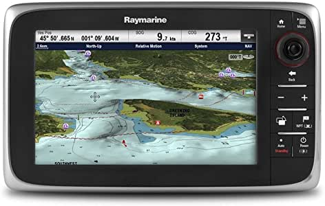 Raymarine C95 - Electrónica náutica(9