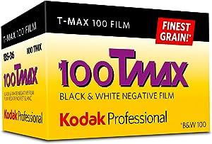 KODAK KOD103005 - Película Blanco y Negro (35mm, t-MAX 100-36 TMX) Multicolor